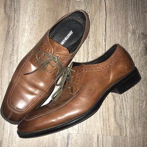 Men's Johnston & Murphy Dress Shoes Sz 9.5
